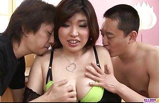Miyuki Hashida fingiu crack peludo e comeu filme pornô com a japonesa B-More na hotajp com.