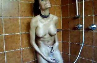 Busty ruiva dá filme pornô japonês grátis BJ / Anal