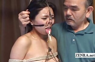 Os 5 minutos de tortura da barriga da filme pornô em desenho japonês Julie.