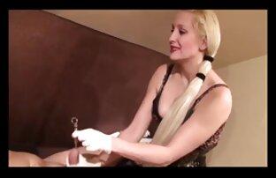 FemDom Michele filme pornográfico de japonês Treina Escravo Para Comer Rata